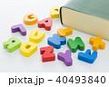 辞書 白バック 英和辞典の写真 40493840