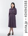 女性 若い ファッションの写真 40494388