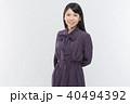 女性 若い ファッションの写真 40494392
