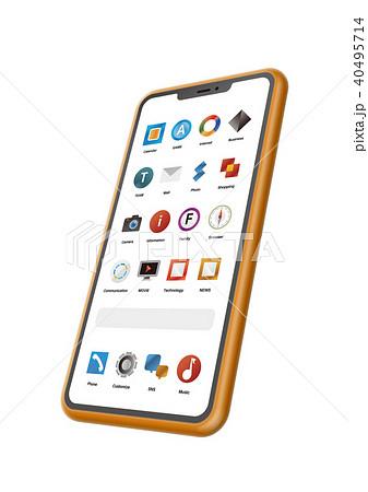 スマートフォン 40495714