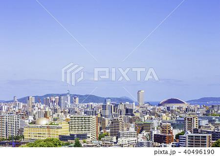 福岡の美しい街並み 40496190