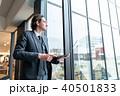 人物 白人 ビジネスマンの写真 40501833