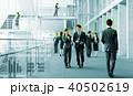 顔認証 顔認証システム セキュリティの写真 40502619