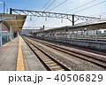 福島 JR会津若松駅構内 40506829