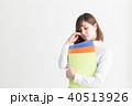 女性 ビジネスウーマン アジア人の写真 40513926
