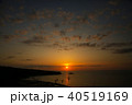 夕陽 沖永良部島 40519169