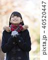 学生 女子高生 女子校生の写真 40520447