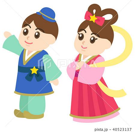 織姫と彦星01(横向き) 40523137