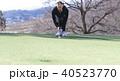 人物 女性 ゴルフの写真 40523770