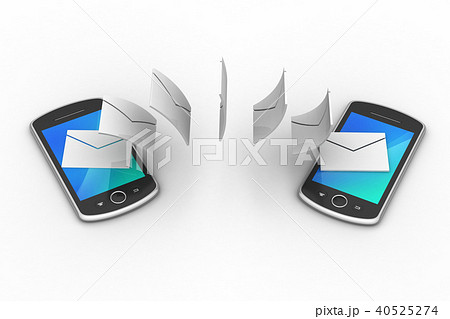 e-mail sharing between smart phone 40525274