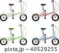 自転車 乗り物 チャリのイラスト 40529255