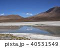 ラグーナエディオンダ フラミンゴ 湖の写真 40531549