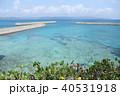 新城島の海 40531918