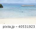 新城島の海 40531923