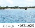 新城島の海 40531925