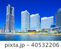 神奈川 横浜みなとみらいの風景 40532206