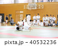 柔道大会 イメージ ボカシ 40532236