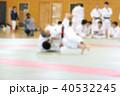 柔道大会 イメージ ボカシ 40532245