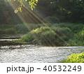 射光が注ぐ湧水 40532249