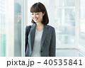 ビジネス 女性 エレベーター 40535841