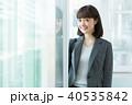 ビジネス 女性 エレベーター 40535842