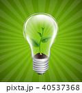電球 球根 球のイラスト 40537368