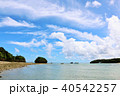 青空 雲 沖縄の写真 40542257