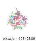 ステージ花、ピンク、花のみ 40542389