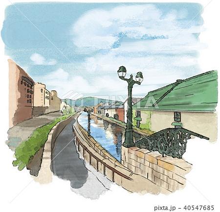 小樽運河イメージ 40547685