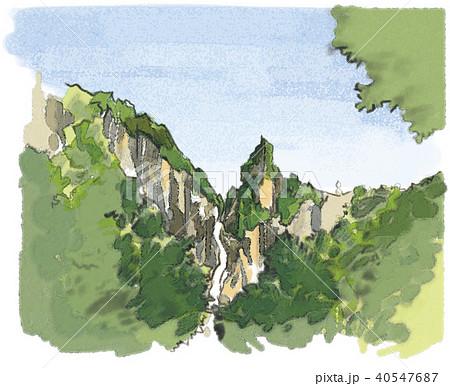 層雲峡イメージ 40547687