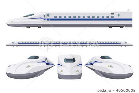新幹線:セット 40560608