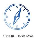 コンパス ベクター 方角のイラスト 40561258