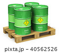 バイオ燃料 樽 バレルのイラスト 40562526