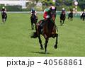 競馬 競走馬 レースの写真 40568861