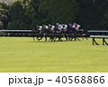 競馬 競走馬 レースの写真 40568866