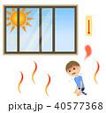 人物 男の子 子供のイラスト 40577368