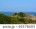 馬ヶ背 海 風景の写真 40578483