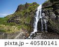 白銀の滝(北海道 オロロンライン) 40580141