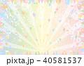 紙吹雪 花火 バルーンのイラスト 40581537