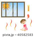 人物 女の子 子供のイラスト 40582583