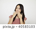 女性 ポートレート 40583103