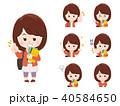 女子大学生_バリエーション 40584650