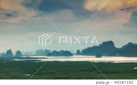 Samet Nangshe Viewpoint. 40587192