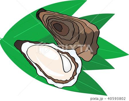 牡蠣 40593802