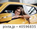 車 自動車 運転の写真 40596835