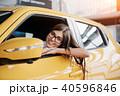 車 自動車 運転の写真 40596846