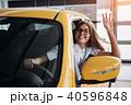 車 自動車 運転の写真 40596848