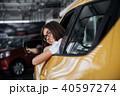 車 自動車 運転の写真 40597274