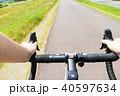 サイクリング 40597634