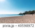 桂浜 風景 海の写真 40598972